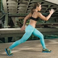 Jillian Michaels' Fast Track to Fit Workout - Shape.com