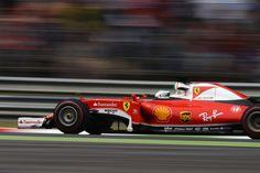 2016 Italian GP - Sebastian Vettel (Ferrari) [4928x3280]