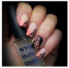 Love this nail art!!!