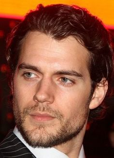 Henry Cavill, you sexy mf. You are my mr. Grey.