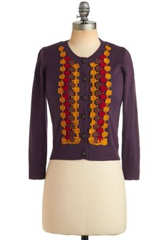 past cute cardigan by knitted dove from modcloth $87.99
