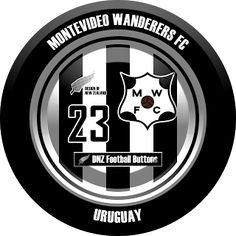 DNZ Football Buttons: Montevideo Wanderers FC