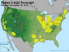 Air Quality check for respiratory infections - wheezing triggers