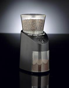 Black Infinity Conical Burr Grinder #coffee #espresso #quality #topoftheline