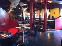 Interior's much nicer than the exterior. | Yelp