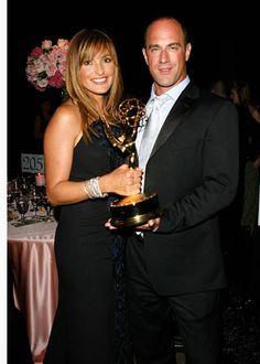 Mariska Hargitay & Chris Meloni in 2006