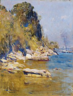 Arthur Streeton Art - Google Search