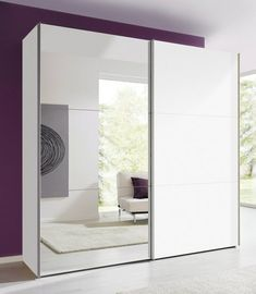 An incredible idea for those who are looking for an armoire to a design project! Large Living Room Furniture, Fitted Bedroom Furniture, Fitted Bedrooms, Wardrobe Furniture, Sliding Door Wardrobe Designs, Sliding Door Design, Wardrobe Design Bedroom, Buy Furniture Online, Cheap Furniture