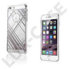 Rhinestone (Grå) iPhone 6 Plus Cover