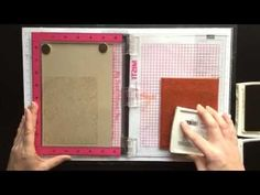 Ombre Lace with the MISTI - YouTube