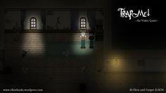 First Game Screenshot!