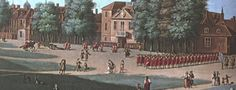 Coldstream Guards 1670s