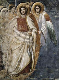 Giotto di Bondone, Last Judgment (detail)