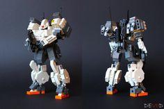Seraphine III - 2.0 (details & back) by Devid VII