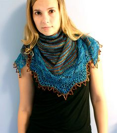 """""""Cladonia"""" - #knitting pattern found in ravelry, can be bought"""