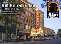"Don't miss the SD Film Festival.  The SD Film Festival began in 2007 to acknowledge films made by filmmakers from the Great Plains or films shot in the Great Plains region.  Now, its focus is to screen the ""best"" films submitted regardless of their geographic origin.  For more information, call (800) 645-3851."