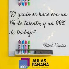 Este mundo necesita muchos genios asi que...  A trabajarrrrrrrr se ha dicho #motivation #tips #éxito #frases #cuotes #instatips #like #youcandoit