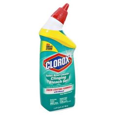 I'm learning all about Clorox Toilet Bowl Cleaner at @Influenster! @Clorox