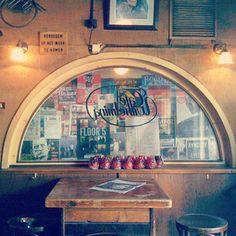 Cafe Wilhelmina :)