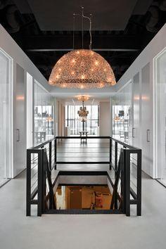 Brand van Egmond Verlichting; een kwart eeuw kunst als lichtobject. #BrandvanEgmond