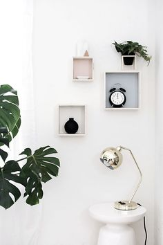 DIY Shadow Boxes - Homey Oh My!