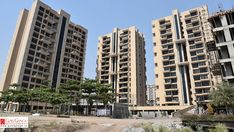 Goel Ganga Development's Project Ganga Florentina is a tower block offering 2 and 3 BHK semi-furnished apartments with AC, Geyser, 4-hour inverter backup, Home Automation, Biometric Door Locking System to mention a few.