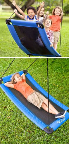 SkyCurve Platform Swing | Fun Things to Do in the Summer for Teens
