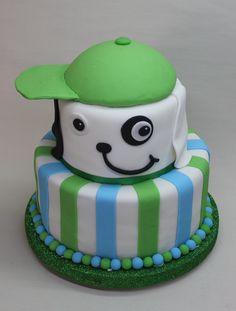 Doki Cake by Violeta Glace