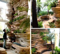 Indoor vertical garden                                                       …