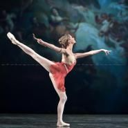 Anastasia Stashkevich in Diana and Acteon