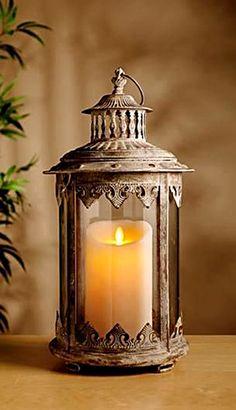 Lumières / Lanterne / Bougies.