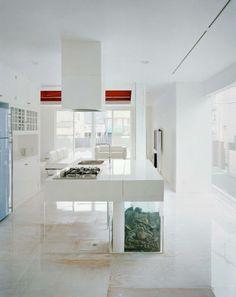 modern kitchen. Pinned by: Nelly Camacho - Greene.