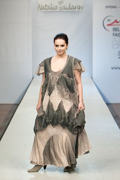 "Think different... ну и be different тоже. - Belarus Fashion Week. Эта странная ""мода""."