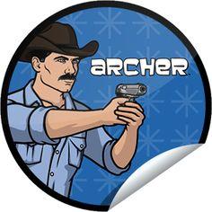 """Archer S4E3 -""""Legs"""" -01/31/13 #FX"""
