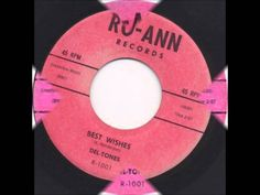 Del Tones - Best Wishes / Walkin Out The Back Door - Ro-Ann 1001 - 1959