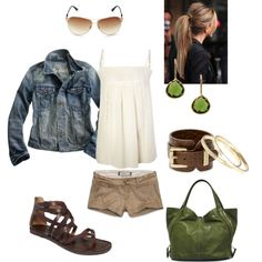 Casual, created by anniepro on Polyvore