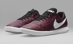 The new Nike TiempoX Proximo Pirlo edition introduces a bespoke design for the indoor version of the Nike Tiempo, inspired by Andrea Pirlo's career and passion for wine. Best Soccer Cleats, Futsal Shoes, Nike Football Boots, Andrea Pirlo, High Top Sneakers, Shoes Sneakers, Bespoke Design, Sport Fashion, Adidas