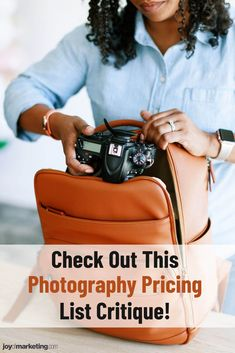 One of the scariest things about running a photography business is figuring out your photography pricing.Once you've done all the math and know how to profitably price your photography, the next step is to present and display your prices so that your clients see you're worth what you're asking to be paid.Below, I'm critiquing the photography pricing list of one of my Simplified Photography Pricing Formula students, Ciera Kizerian. Photography Price List, Family First, Photography Business, Personal Branding, Helping Others, Told You So, How To Apply, 10 Years, Photographers
