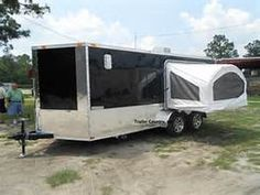Cargo Trailer Conversion Floor Plans - Bing images