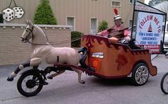 Pictures of weird and wacky modified vehicles - TeakDoor.com - The ...