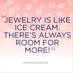 And we LOVE ice cream… Jewelry is like ice cream. There's always room fo… .And we LOVE ice cream… Jewelry is like ice cream. There's always room for more! Plunder Jewelry, Premier Jewelry, Premier Designs Jewelry, Jewelry Necklaces, Statement Necklaces, Pearl Bracelets, Paparazzi Jewelry, Paparazzi Accessories, Jewelry Accessories