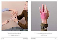 Sabrina Theissen | ›SZ Magazin‹ Jewellery series for SZ Magazin in cooperation with ADAlexis Zurflueh.