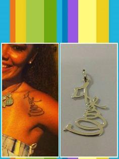 ...  portabandeira  mestresala  joiasexclusivas  joiapersonalizada  prata   pratacombanhodeouro  ouro  pingentes  tatuagem  camposdosgoytacazes   lucinhanobre 8862babce4