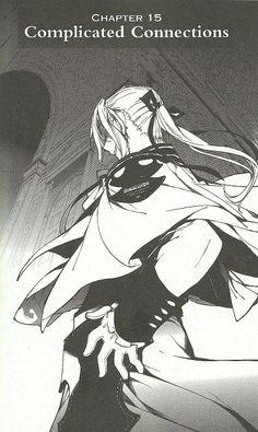 Yamato Yamamoto, Owari no Seraph, Felid Bathory, Chapter Cover