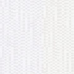 Papier peint expansé sur intissé faux uni blanc relief