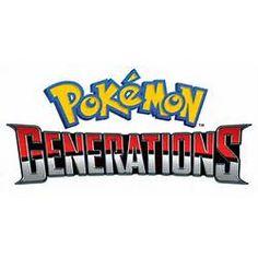 Pokémon Generations Logo