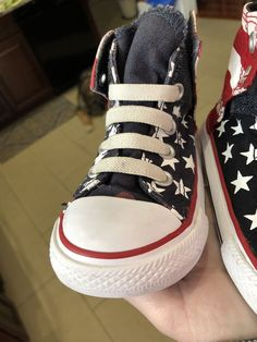 c7634bd1bf5 Toddler 7c Converse American Flag  fashion  clothing  shoes  accessories   babytoddlerclothing