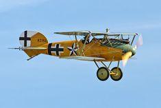 Albatros D.Va  #biplane #WW1