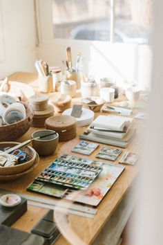 An interview with talented artist and the owner of one of my favorite stores in San Francisco and Venice General Store, Serena Mitnik Miller.