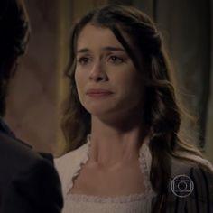 """Em """"Além do Tempo"""", Lívia cai em armadilha de Melissa e ignora Felipe"""